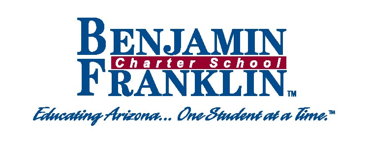 Benjamin Franklin Charter School Logo old