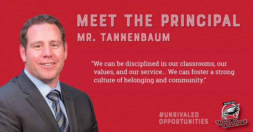 Meet-the-principal-FB social media campaign
