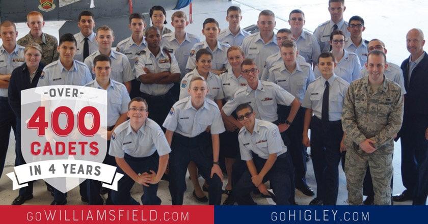 ROTC-400-Cadets-fb social media campaign