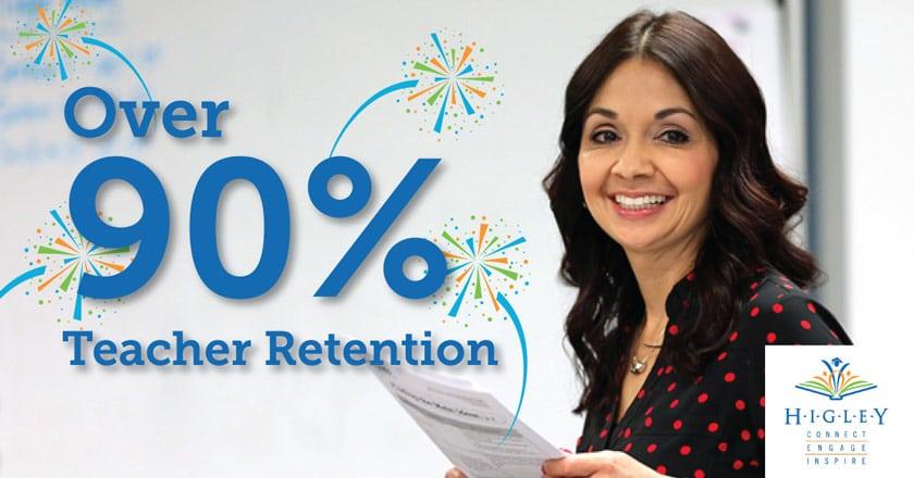 teacher-retention social media campaign