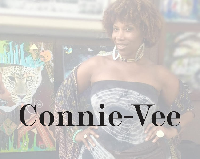 Connie-Vee Website Redesign