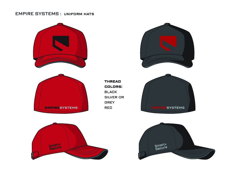empire hats