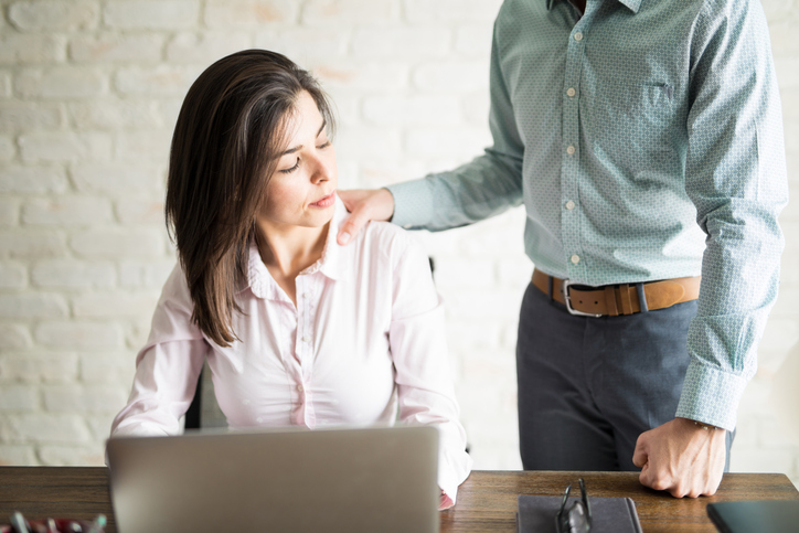 Do Our Lack of Definitions of Sexual Harassment Lead to Underreporting in the Workplace?