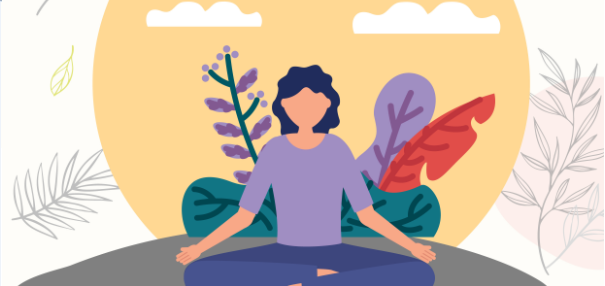 how to keep yourself calm in a stressful life