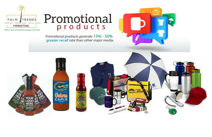 Promotional Products and accessories to make your brand stand out