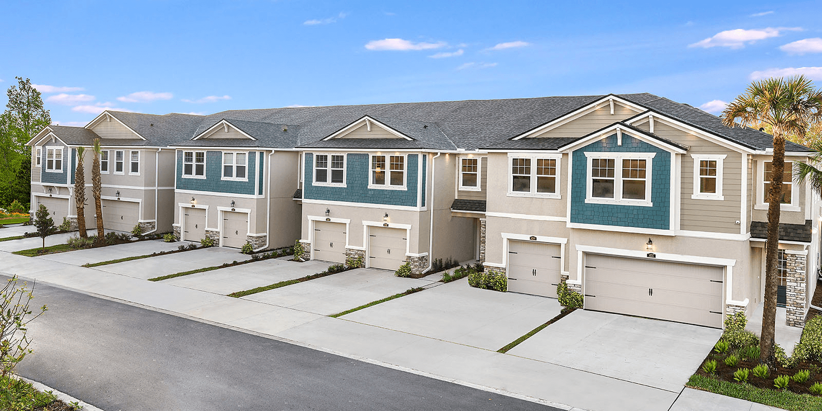 Wesley Chapel Blvd Townhomes