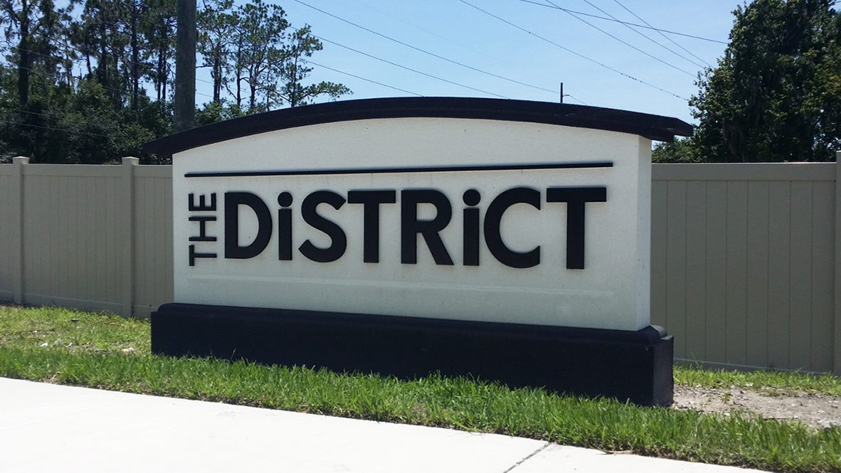 District at Bloomingdale Townhomes
