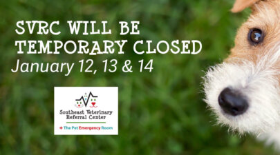 SVRC is Temporary Closed