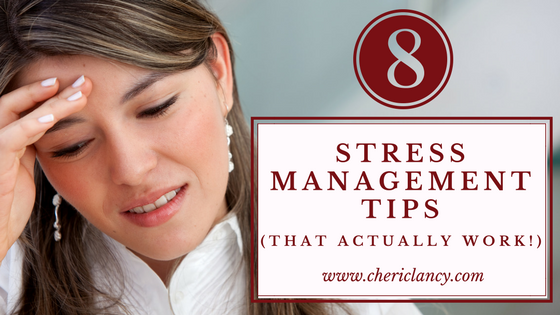 8 Stress Management Tips That Actually Work