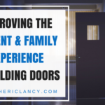 Improving the Patient and Family Experience by Holding Doors