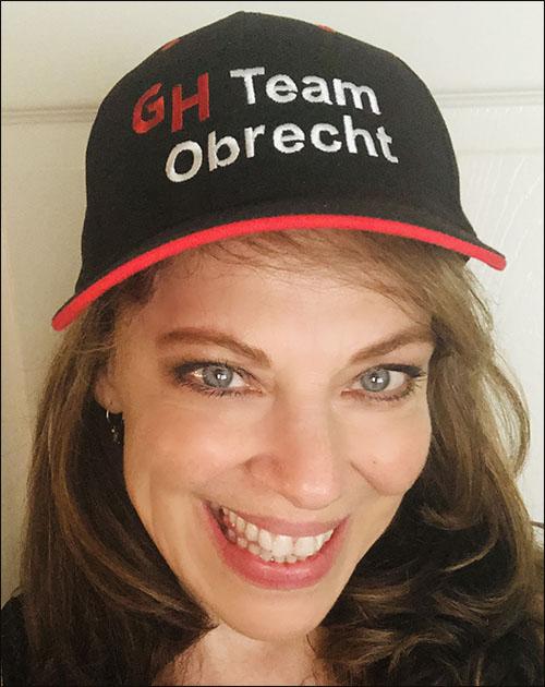 Your #1 Fan - Team Obrecht
