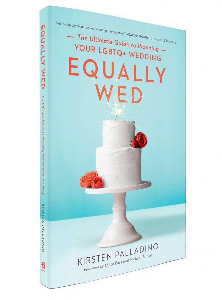 Kirsten's first book, Equally Wed