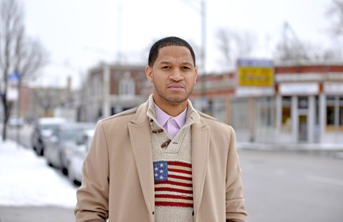 Anthony Clark, community leader, activist, congressional candidate is a guest on The Brave Files Podcast