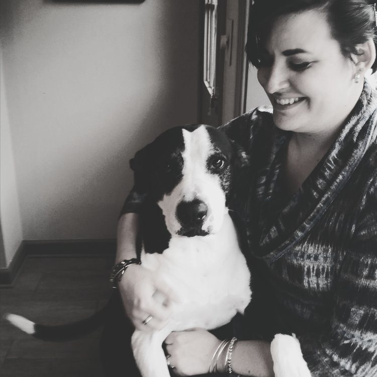 Casee credits her foster pup, Blaze with helping her overcome anxiety and live freely on her own. The Brave Files Podcast.