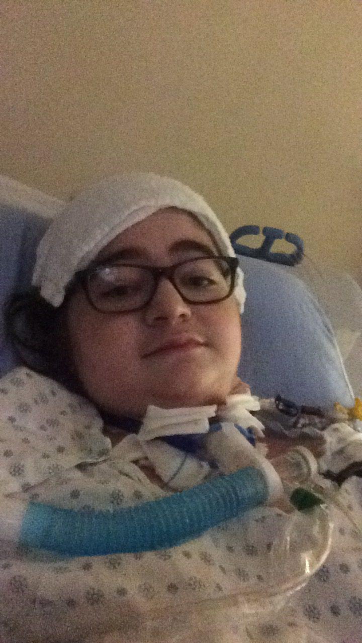 Cassandra Bumpus, post transplant