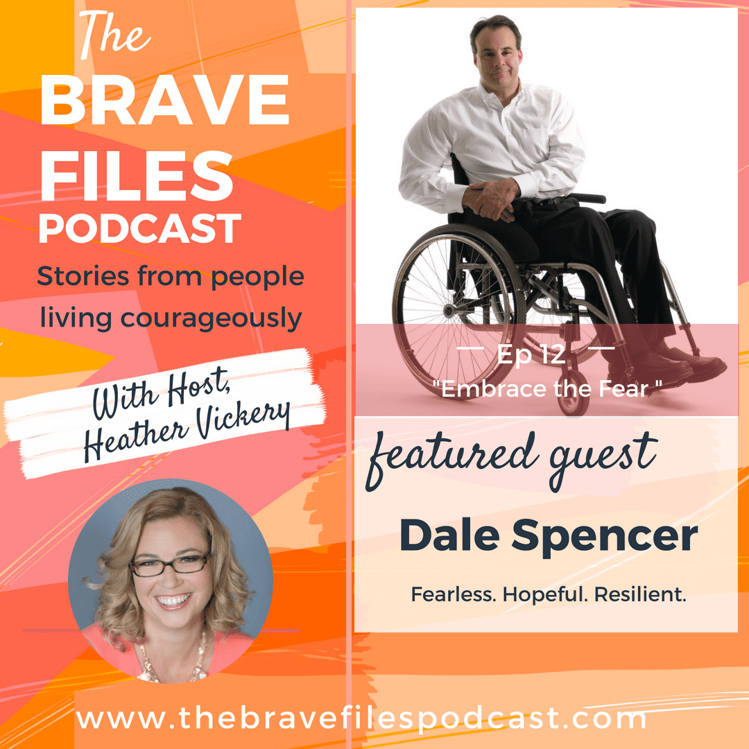 Dale Spencer, The Brave Files Podcast Interview