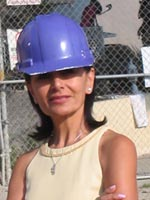 Silva faced a lot of sexisim as a female general contractor. Hear her story on The Brave Files Podcast.