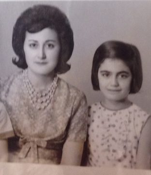 """Silva worked hard to overcome the """"traditional"""" expectations of her strict Armenian parents."""