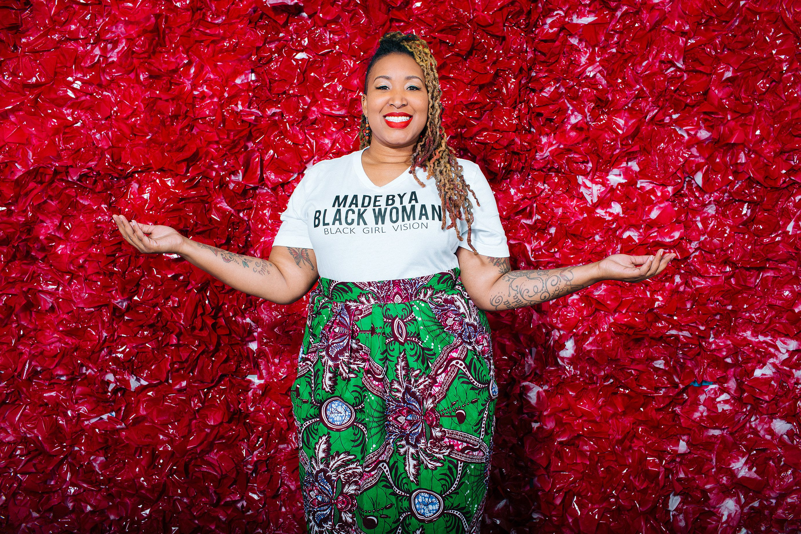 Made By A Black Girl, Shelly Bell, The Brave Files Podcast
