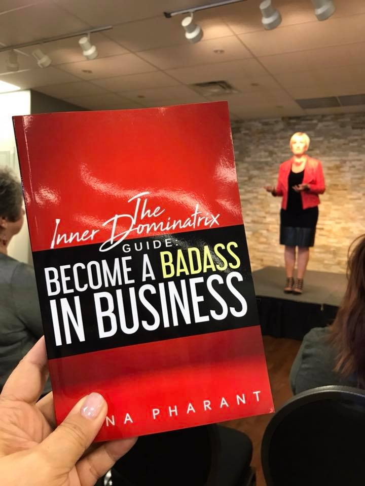 Dana Pharant is a guest on The Brave Files Podcast. Become a badass in business!