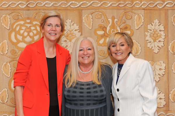 Linda Smith, The Brave Files Podcast. Featured with Elizabeth Warren. GRIT