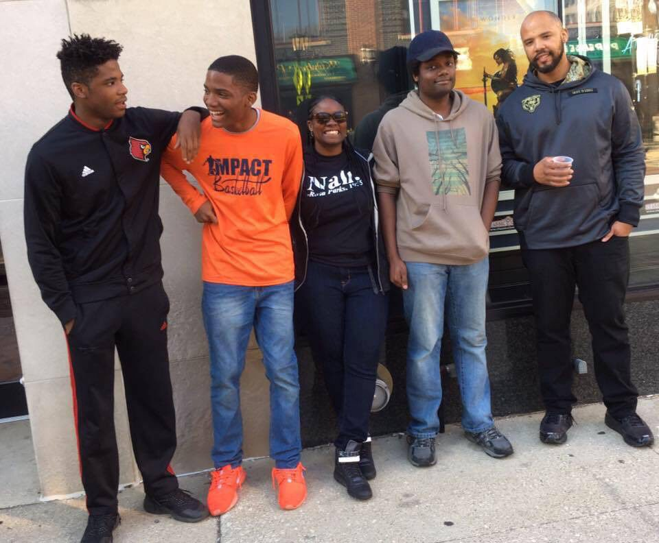 Mother of Three, Kisa Marx takes on the school system for profiling her son