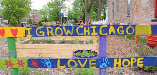 Love, hope and peace grow in this Chciago community once plagued by violence. The Brave Files Podcast. I Grow Chicago.