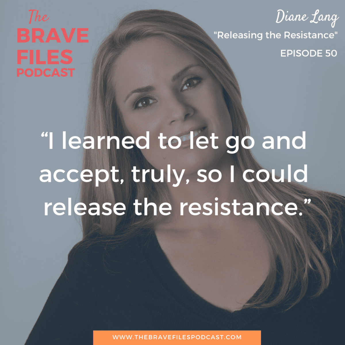 Diane Lang joins The Brave Files Podcast to talk about debilitating illness and how to live with more empathy, kindness, and compassion no matter what you are experiencing in life