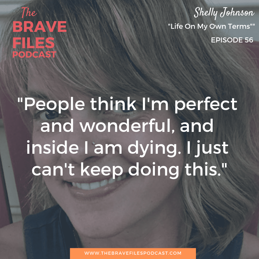 Shelly Johnson from Latter Day Lesbian joins Heather Vickery on The Brave Files to share her story of leaving the Mormon Church and living a life of love.