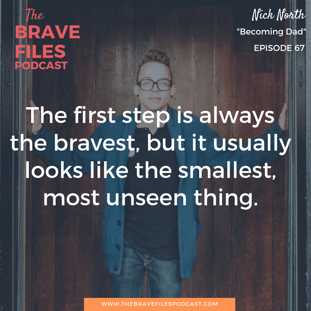 After coming out as transgender, Nick North shares his story of becoming a father to the children he birthed, all while explaining the ways he now sees gender impacting every aspect of our lives. The Brave Files.