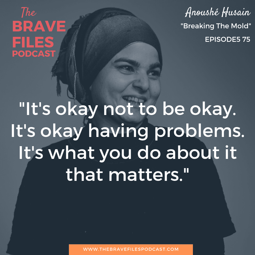 Born missing her right arm below the elbow, Anoushé Husain is constantly breaking the mold. She challenges her own potential - both physically and mentally. Now as a competitive climber, she shows others that it's ability, not disability, that matters most. The Brave Files.