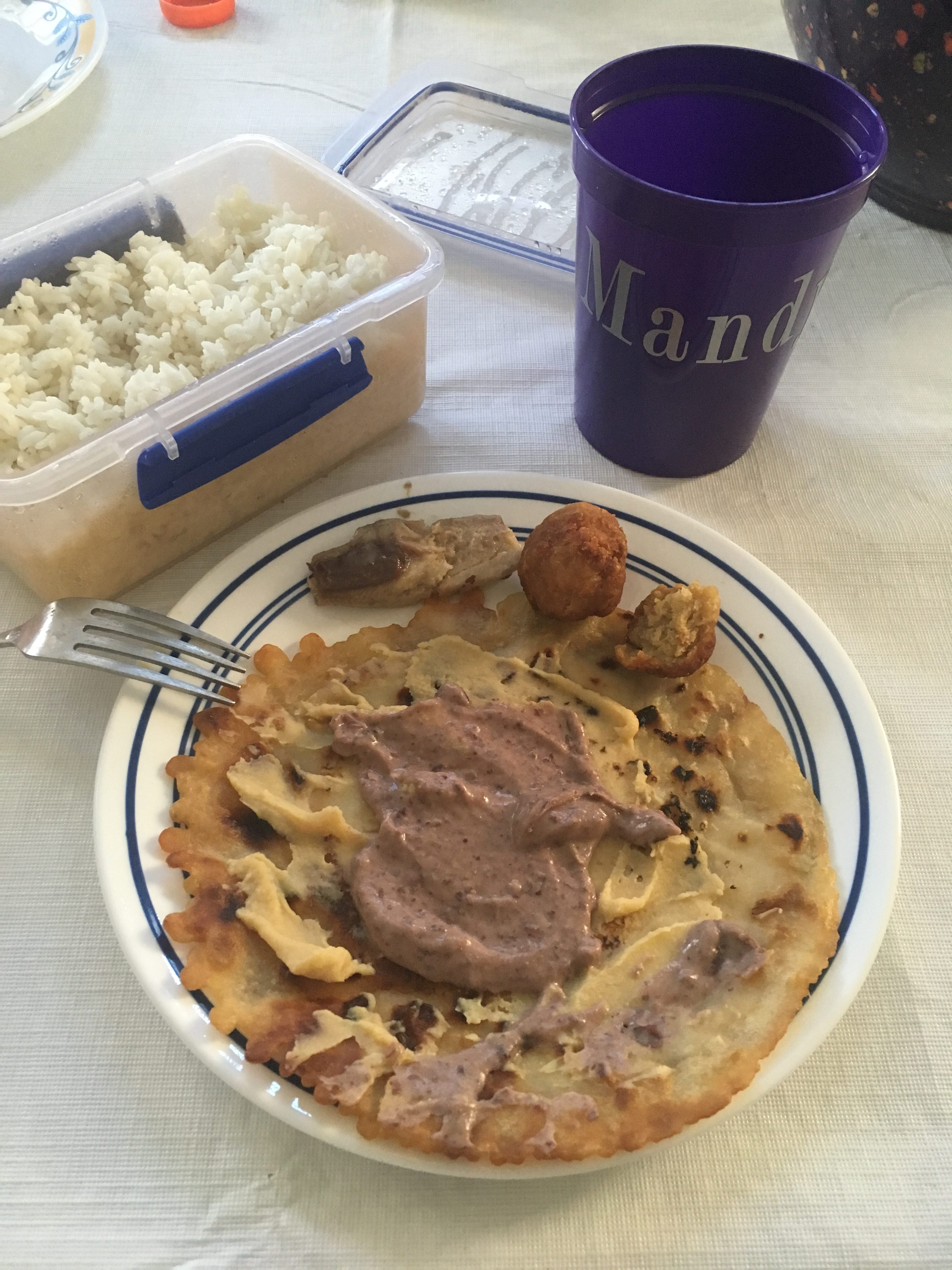 After experiencing a Learning Tour in Africa with New Community Projects, Mandy North felt moved to stand in solidarity with her worldly neighbors by participating in a seven day refugee ration challenge. The Brave Files.