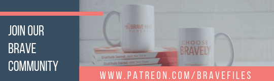 The Brave Files on Patreon. Community Support.