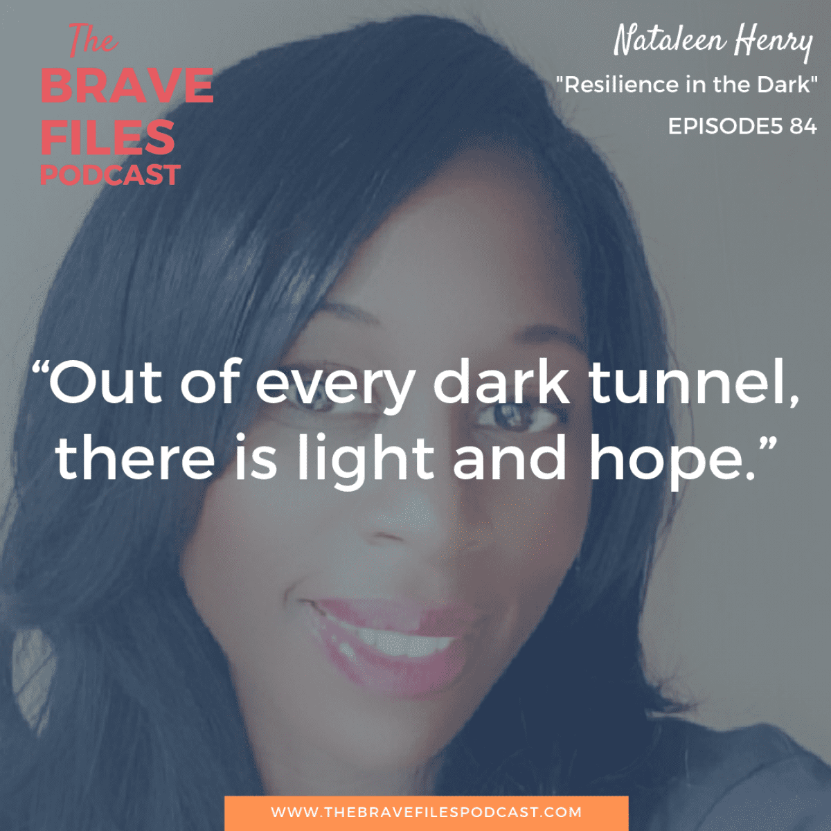 After surviving years of domestic violence and abuse, Nataleen Henry learned to use dance and the retelling of her story to heal and empower others. The Brave Files.