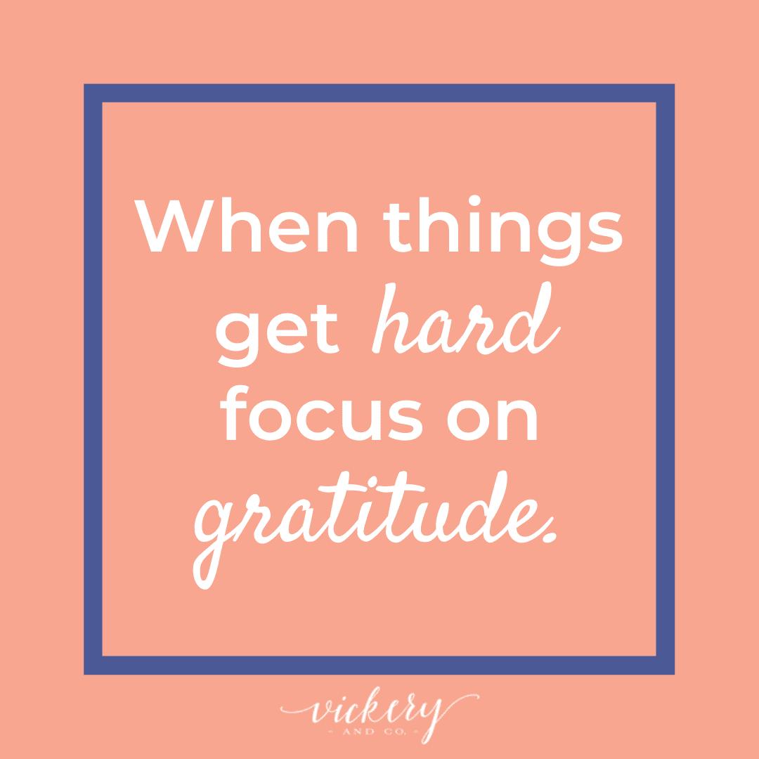 Success Coach, Heather Vickery. When things get hard, focus on gratitude. The Brave Files Podcast. Author. Keynote speaker. Focus. Entrepreneurship. NaNoWriMo