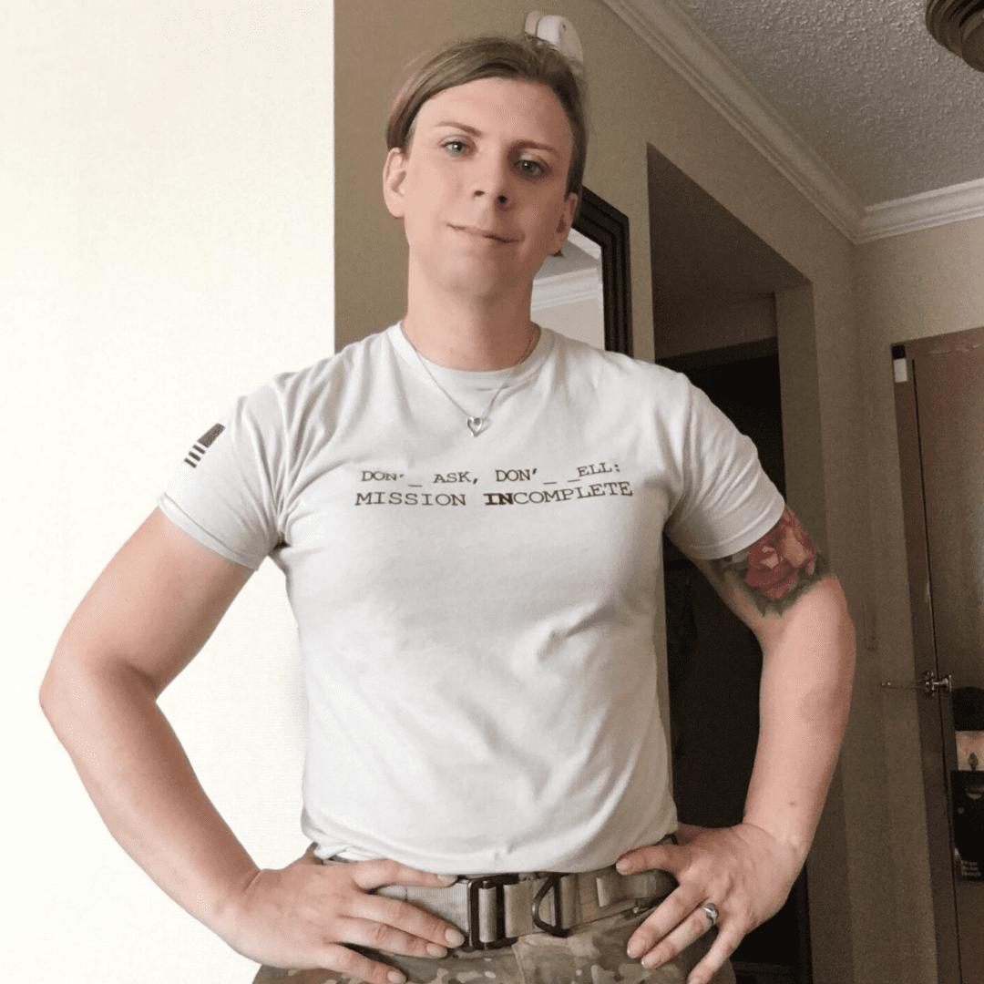 America's First Transgender Infantryman – EP. 87