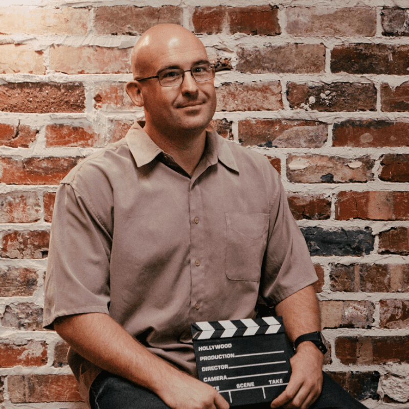 As the first blind person in the world to write, edit, produce, direct, and star in a feature film unassisted, gough never lets his disability get in the way of what he wants in life. He believes in his abilities! The Brave Files.