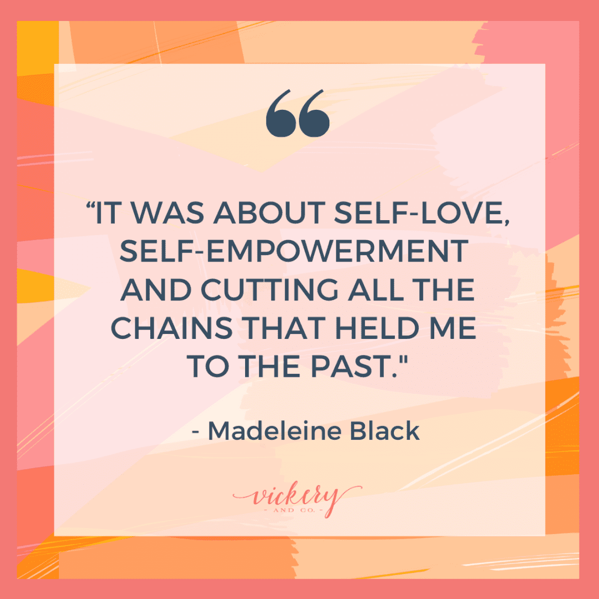 Forgiveness gave me strength. Madeleine Black joins Heather Vickery on The Brave Files Podcast.