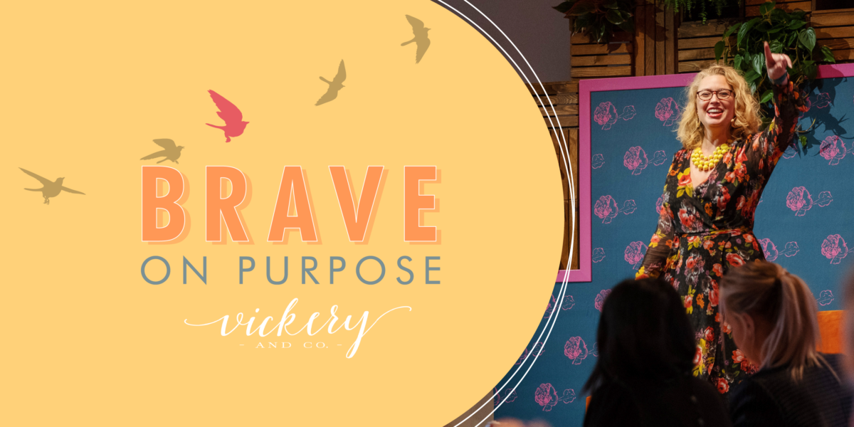 Calling all entrepreneurs, small business owners, side hustlers, writers, artists, podcasters and anyone who aspires to be these things - NOW IS THE TIME to join our wonderful, free community - Brave On Purpose! Get education, support, networking and accountability like you've never had it before!