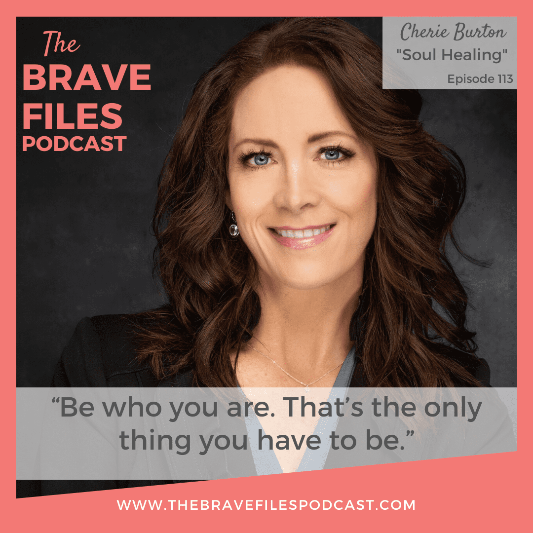 Former Mrs. Utah Cherie Burton was raised in a very strict religion and has endured everything from spiritual abuse to shaming. Her Soul Healing journey has taken turns past death, miscarriage, and adoption. Nevertheless, she's inspiring others through books, podcasting, and mentorships. Cherie reminds us that our pasts don't define us and there's always room for growth.