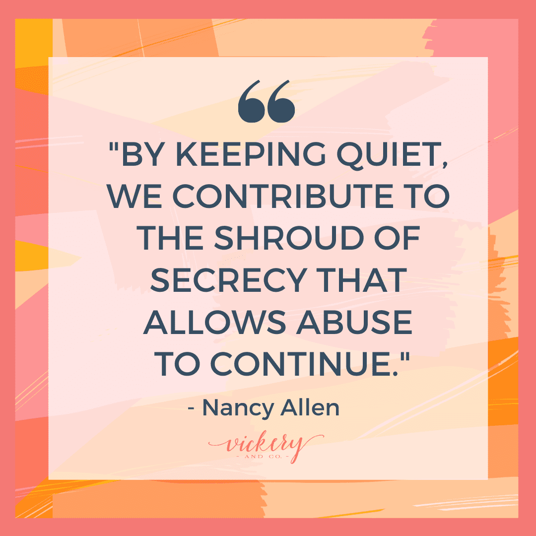 After surviving an incestuous relationship with her father, entering into the foster care system, and losing her husband to suicide, Nancy Allen shows us what it means not only to survive but to thrive. Join us as Nancy bravely shares her heartbreaking story of abuse and the ways in which it eventually led her to support others through their own traumatic experiences. She's an inspiration, a battle-scarred warrior of the human experience. The Brave Files Podcast