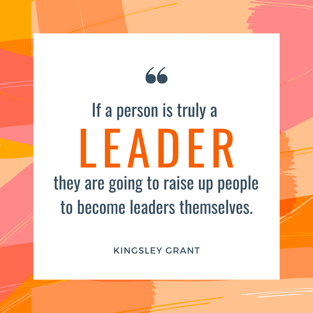 Kingsley Grant Discovering your inner leader the brave files podacst