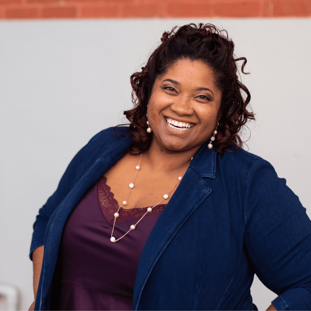 A holistic menstrual health with De'Nicea Hilton. changing how you think about your menstrual cycle can help align your mind, body, and spirit. The Brave Files Podcast.