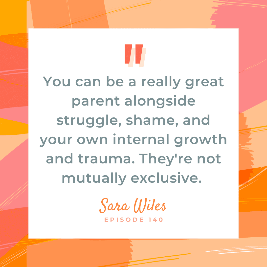 Life is messy and full of contradictions. Sometimes the most resilient thing we can do is be ambivalent. The Brave Files Podcast with Heather Vickery
