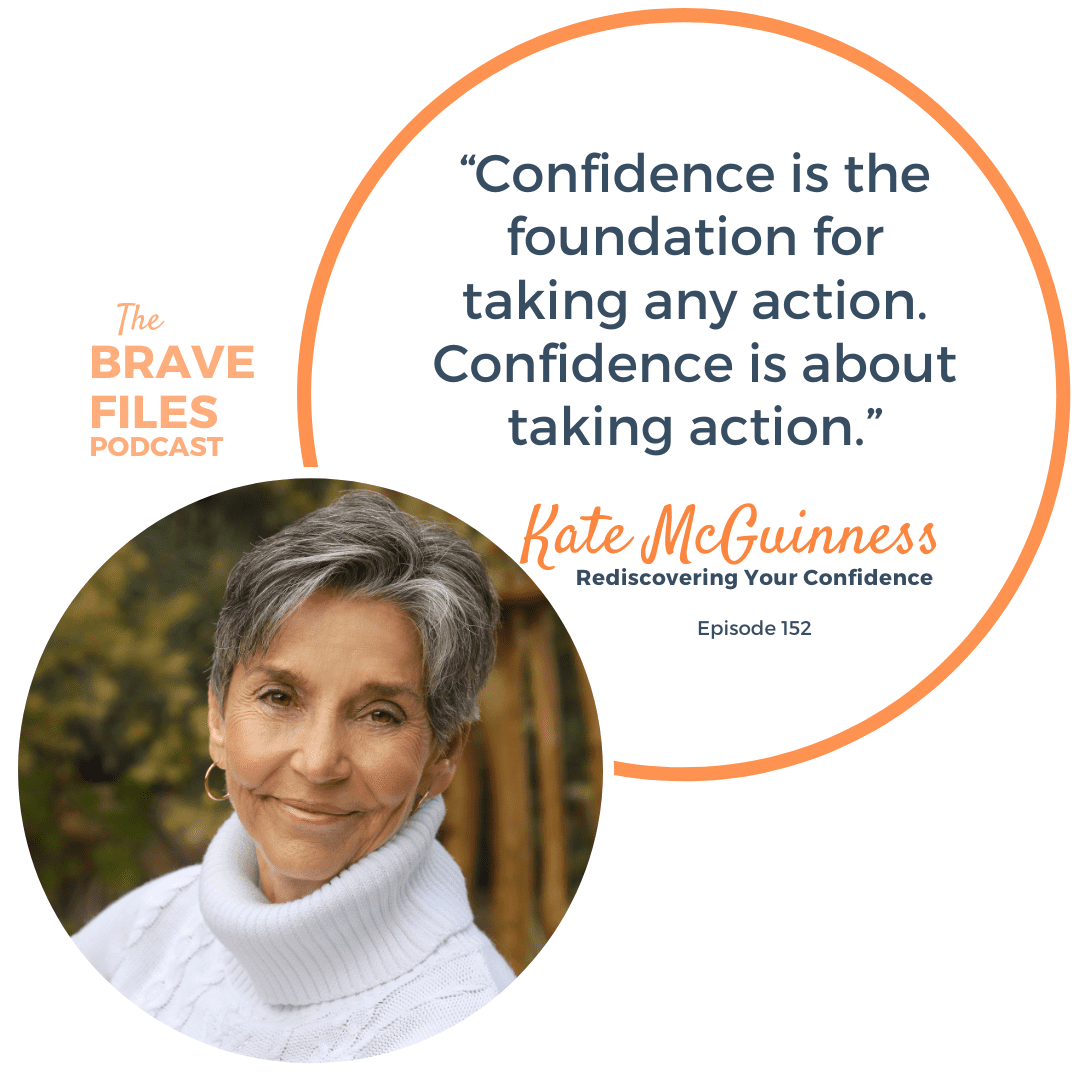 radical self-compassion, self confidence. The Brave Files Podcast