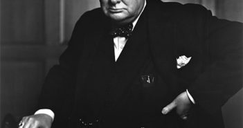 Sir Winston Churchill: The Roaring Lion