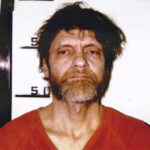 Booking photo of Theodore Kaczynski
