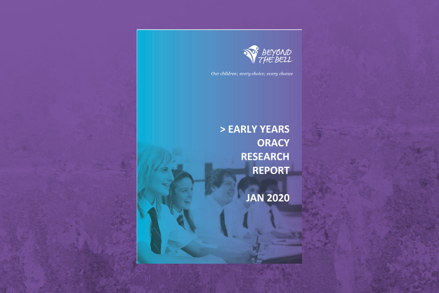 Early Years Oracy Research