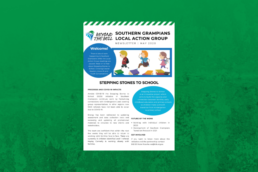 Southern Grampians LAG newsletter May 2020