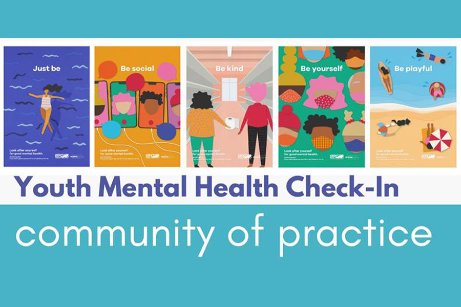 Youth Mental Health Check-In community of practice